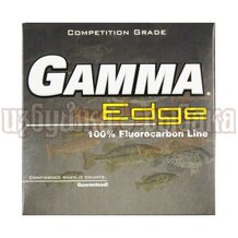 Леска Gamma Edge 100% Fluorocarbon Line 92м 0.36мм 9.1кг