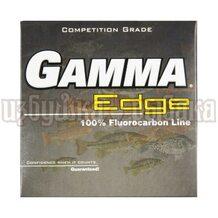 Леска Gamma Edge 100% Fluorocarbon Line 92м 0.43мм 12.8кг