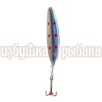 Блесна Blue Fox SM-Pirken 23мм 2гр цвет SG (серебро/латунь)