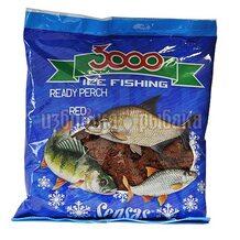 Прикормка зимняя готовая Sensas 3000 Perch Red 0.5кг