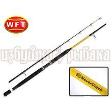 Спиннинг WFT NeverCrack Fjordspin 2.10м 30-50lbs 200-600г