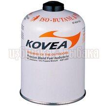 Баллон газовый Kovea резьбовой 450г KGF-0450