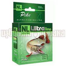 Леска NL Ultra Pike 150м 0.25мм 6.7кг