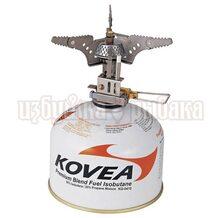 Горелка газовая Kovea Titanium Stove (титан) KB-0101