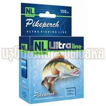 Леска NL Ultra Pikeperch 150м 0.20мм 4.7кг