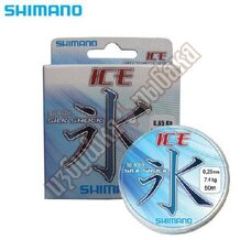 Леска Shimano Ise Silk Shock 50м 0.08мм 0.85кг
