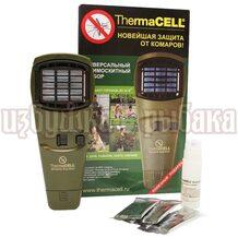 Прибор ThermaCELL цвет оливковый + 1 газовый картридж + 3 пластины