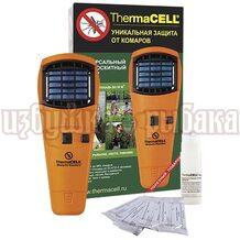 Прибор ThermaCELL цвет оранжевый + 1 газовый картридж + 3 пластины