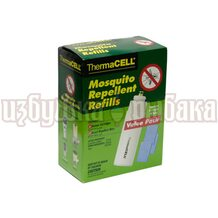 Запасной набор для прибора ThermaCELL (4 газовых картриджа + 12 пластин)