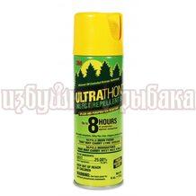 Аэрозоль UltraThon для защиты от клещей, мошки и комаров 170г
