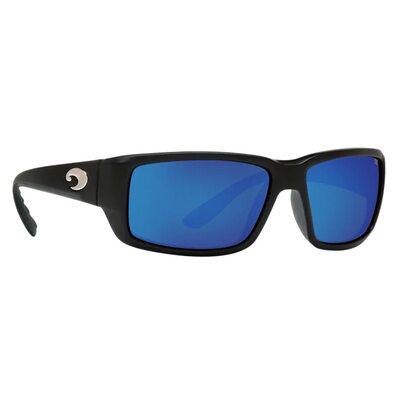 Очки Costa del Mar Fantail Matte Black Blue Mirror 580P