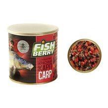 Зерновой микс Fishberry Carp (Карп красный) 430 мл