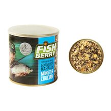 Зерновой микс Fishberry Monster Crucian (Большой карась) 430 мл