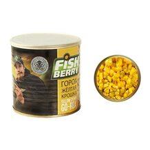 Зерновая смесь Fishberry Yellow Crumb Go-Rox (Гороховая крошка жёлтая) 430 мл