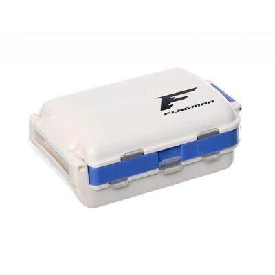Коробка для снастей Flagman №1 100x65x35мм