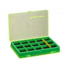 Магнитная коробка Flagman для крючков средняя