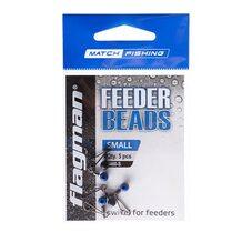 Вертлюг фидерный скользящий Flagman Feeder Beads 5 шт.