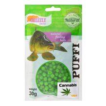 Воздушное тесто Grizzly Baits Puffi Cannabis 30г