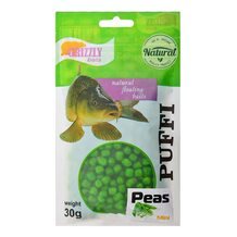 Воздушное тесто Grizzly Baits Puffi Peas 30г