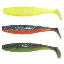 Мягкая приманка HitFish Big Shad 5.35'' 135мм цвет MIX5 (3шт.)