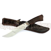 Нож Муромец кованый, сталь 95Х18, венге, литьё