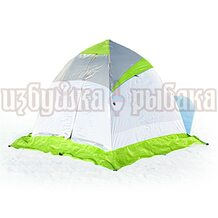 Палатка зимняя полуавтоматическая Lotos 2 2.45х2.3х1.6м