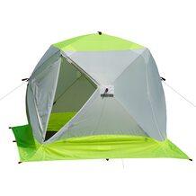 Палатка зимняя полуавтоматическая Lotos Куб 3 Компакт Эко