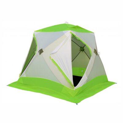 Палатка зимняя кубическая Lotos Cube Классик C9 2.1х2.1х1.8м