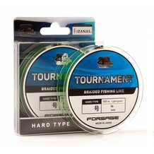 Шнур Forsage Tournament 4 Braid Hard Type Light Green #0.3 (0.094мм) 3.0кг 150м