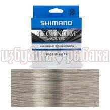 Леска Shimano Technium Invisitec 150м 0.145мм 2.20кг