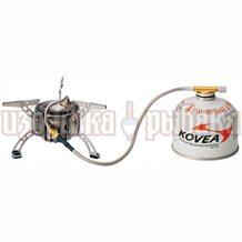 Горелка мультитопливная (газ+бензин) Kovea Booster+1 KB-0603