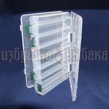 Коробка Top Box LB-2500 двухсторонняя (270*185*50 мм)