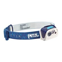 Фонарь Petzl Actik налобный цвет синий E99AAC