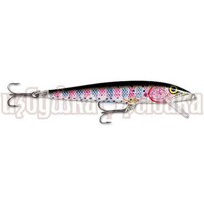 Воблер Rapala Original Floater F07-RT