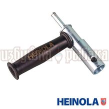 Адаптер с ручкой к шнеку Heinola SpeedRun под шуруповёрт