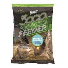 Прикормка Sensas 3000 Method Feeder Bream & Big Fish 1кг