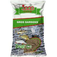 Прикормка Sensas 3000 Club Gros Gardons 1кг