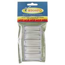 Набор кембриков Stonfo Art.30-5 силикон d0.7-2.0мм