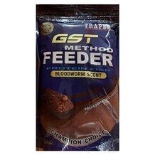 Прикормка Traper GST Method Feeder Bloodworm Scent 0.75кг