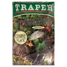 Прикормка Traper Secret Feeder Black 1кг