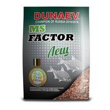 Прикормка Dunaev МС Фактор Лещ 1кг