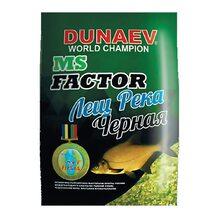 Прикормка Dunaev МС Фактор Лещ Река чёрная 1кг