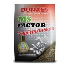 Прикормка Dunaev МС Фактор Универсальная 1кг