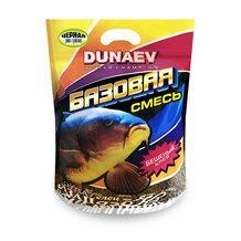 Прикормка Dunaev База Чёрная 2.5кг