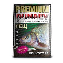 Прикормка Dunaev Премиум Лещ чёрная 1кг