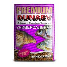 Прикормка Dunaev Pellets Универсальныая 1кг 4мм