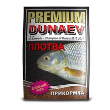 Прикормка Dunaev Премиум Плотва 1кг