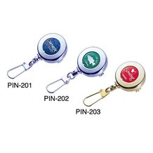 Ретривер Owner 89620 Pin-On Reel PIN-202 зелёный