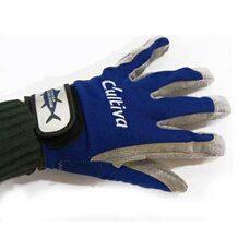 Перчатки C'ultiva защитные цвет синий размер L