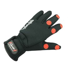 Перчатки Gamakatsu Power Thermal Gloves (2mm neoprene) размер L
